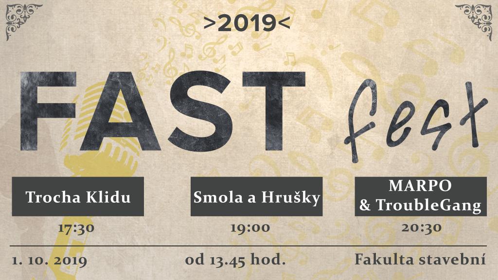 FASTfest 2019 ke 120. výročí